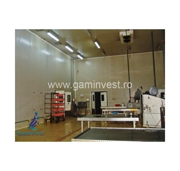 In vendita capannone industriale a baia mare maramures for 2 piani garage baia